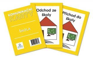 Komunikační karty PAS - Škola - Staněk Martin, PhDr. Mgr. [Karty]